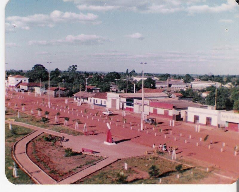 Coronel Sapucaia Mato Grosso do Sul fonte: coronelsapucaia.ms.gov.br
